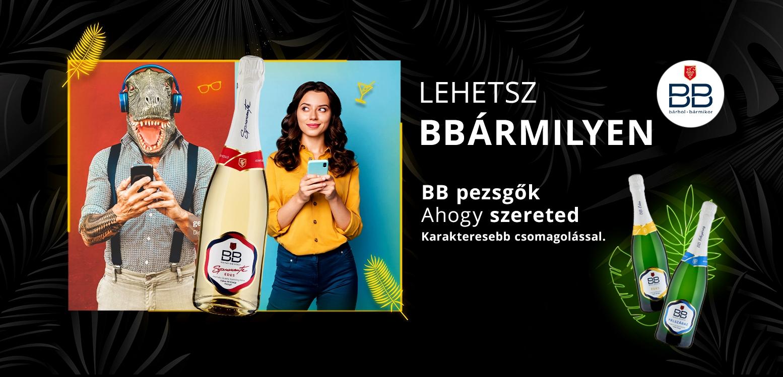 BB Spumante Limitált
